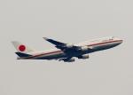 tuckerさんが、羽田空港で撮影した航空自衛隊 747-47Cの航空フォト(写真)