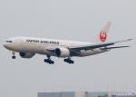tuckerさんが、羽田空港で撮影した日本航空 777-246/ERの航空フォト(写真)