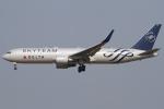 Wings Flapさんが、成田国際空港で撮影したデルタ航空 767-332/ERの航空フォト(写真)