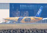 tuckerさんが、羽田空港で撮影した全日空 777-281/ERの航空フォト(写真)