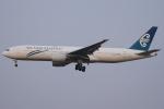 Wings Flapさんが、成田国際空港で撮影したニュージーランド航空 777-219/ERの航空フォト(写真)