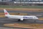timeさんが、羽田空港で撮影した日本航空 767-346の航空フォト(写真)
