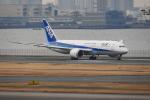 timeさんが、羽田空港で撮影した全日空 787-881の航空フォト(写真)