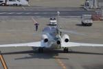 O-TOTOさんが、羽田空港で撮影したマン島企業所有の航空フォト(写真)