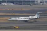 O-TOTOさんが、羽田空港で撮影したウィルミントン・トラスト・カンパニー Gulfstream G650 (G-VI)の航空フォト(写真)