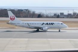 職業旅人さんが、函館空港で撮影したジェイ・エア ERJ-170-100 (ERJ-170STD)の航空フォト(写真)