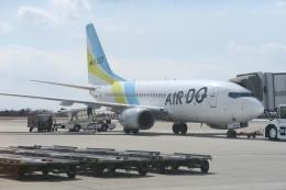 職業旅人さんが、函館空港で撮影したAIR DO 737-781の航空フォト(写真)