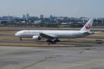 職業旅人さんが、伊丹空港で撮影した日本航空 777-346の航空フォト(写真)