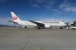 職業旅人さんが、函館空港で撮影した日本航空 767-346/ERの航空フォト(写真)