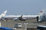 多摩川崎2Kさんが、羽田空港で撮影したロシア連邦保安庁 Il-96-400VPUの航空フォト(写真)
