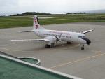なじらねさんが、能登空港で撮影した日本航空学園 YS-11A-500の航空フォト(写真)