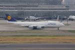 Steveさんが、羽田空港で撮影したルフトハンザドイツ航空 747-230Bの航空フォト(写真)