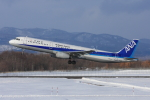 EXIA01さんが、中標津空港で撮影した全日空 A321-131の航空フォト(写真)