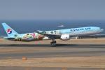 Wings Flapさんが、中部国際空港で撮影した大韓航空 777-3B5/ERの航空フォト(写真)
