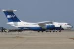 Wings Flapさんが、中部国際空港で撮影したシルク・ウェイ・エアラインズ Il-76TDの航空フォト(写真)