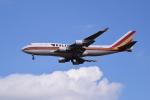 Timothyさんが、成田国際空港で撮影したカリッタ エア 747-446(BCF)の航空フォト(写真)