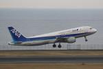 AokaiE531さんが、羽田空港で撮影した全日空 A320-211の航空フォト(写真)