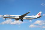 AokaiE531さんが、成田国際空港で撮影した中国国際航空 A330-343Eの航空フォト(写真)