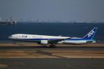 AokaiE531さんが、羽田空港で撮影した全日空 777-381/ERの航空フォト(写真)