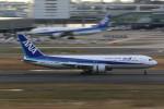 AokaiE531さんが、羽田空港で撮影した全日空 767-381の航空フォト(写真)