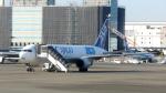 誘喜さんが、羽田空港で撮影した全日空 767-381F/ERの航空フォト(写真)