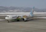 はれ747さんが、旭川空港で撮影したAIR DO 767-381の航空フォト(写真)