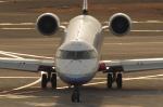 mild lifeさんが、伊丹空港で撮影したアイベックスエアラインズ CL-600-2C10 Regional Jet CRJ-702の航空フォト(写真)