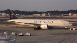 sakuraさんが、成田国際空港で撮影したサウディア 777-FFGの航空フォト(写真)