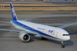 SKY☆101さんが、羽田空港で撮影した全日空 777-381/ERの航空フォト(写真)