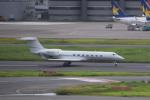 Timothyさんが、羽田空港で撮影したウェルズ・ファーゴ・バンク・ノースウェスト G500/G550 (G-V)の航空フォト(写真)