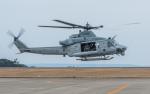 RZ Makiseさんが、種子島空港で撮影したアメリカ海兵隊 UH-1Y Venomの航空フォト(写真)