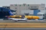 JA946さんが、伊丹空港で撮影したアイベックスエアラインズ CL-600-2C10 Regional Jet CRJ-702の航空フォト(写真)