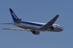 ミッキー2016さんが、中部国際空港で撮影した全日空 777-281の航空フォト(写真)