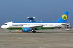 Mar Changさんが、中部国際空港で撮影したウズベキスタン航空 A320-214の航空フォト(写真)