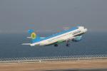RAOUさんが、中部国際空港で撮影したウズベキスタン航空 A320-214の航空フォト(写真)