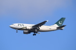 Timothyさんが、成田国際空港で撮影したパキスタン国際航空 A310-324/ETの航空フォト(写真)