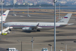 Tomo-Papaさんが、羽田空港で撮影したロシア連邦保安庁 Il-96-400VPUの航空フォト(写真)