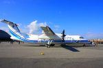 ふるちゃんさんが、木更津飛行場で撮影した海上保安庁 DHC-8-315 Dash 8の航空フォト(写真)