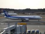 ◆oRT4jqzTBUさんが、成田国際空港で撮影した全日空 767-381/ERの航空フォト(写真)