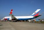 なごやんさんが、ラメンスコエ空港で撮影したアトラント・ソユーズ・エアラインズ Il-96-400Tの航空フォト(写真)
