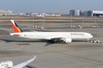 PW4090さんが、羽田空港で撮影したフィリピン航空 777-3F6/ERの航空フォト(写真)
