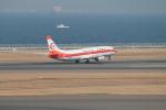 RAOUさんが、中部国際空港で撮影した日本トランスオーシャン航空 737-446の航空フォト(写真)