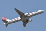 camelliaさんが、横田基地で撮影したエア・トランスポート・インターナショナル 757-2Y0(C)の航空フォト(写真)