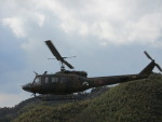 kamonhasiさんが、静岡ヘリポートで撮影した陸上自衛隊 UH-1Jの航空フォト(写真)