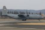 マリオ先輩さんが、横田基地で撮影したアメリカ空軍 C-130J-30 Herculesの航空フォト(写真)