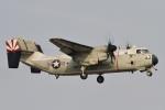 camelliaさんが、厚木飛行場で撮影したアメリカ海軍 C-2 Greyhoundの航空フォト(写真)