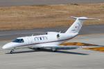 よっしぃさんが、中部国際空港で撮影した国土交通省 航空局 525C Citation CJ4の航空フォト(写真)