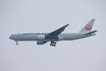 フレッシュマリオさんが、羽田空港で撮影した日本航空 777-289の航空フォト(写真)