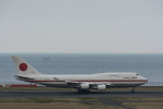 Takeshi90ssさんが、羽田空港で撮影した航空自衛隊 747-47Cの航空フォト(写真)
