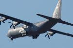 ヤキソバ定食さんが、三沢飛行場で撮影したアメリカ空軍 C-130J-30 Herculesの航空フォト(写真)